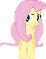 Fluttershy by SniperNero