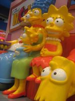 simpsons by wansworld