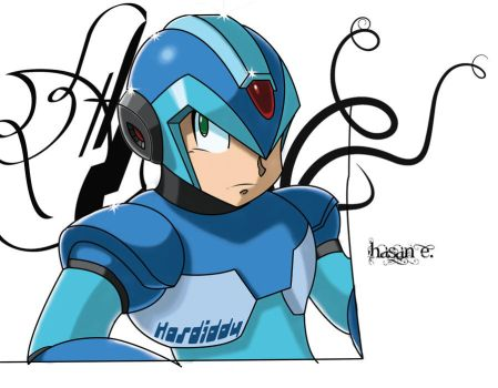Megaman X by HaStyle-Music