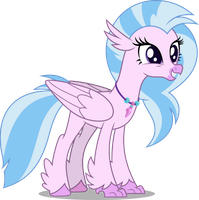 Vector #857 - Silverstream by DashieSparkle