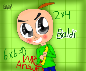 Baldi's basics in education and learning by migetrina4ver2018
