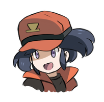 Pokemon Sketch - PKMN Ranger by chocomiru02