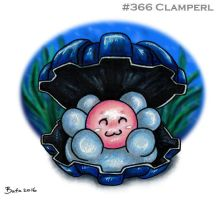 #366 Clamperl