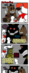 Springaling 367: The Return of Nightmare Freddy by Negaduck9