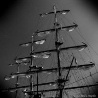 Sails by neverdeadnoralive