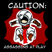 Assassins At Play by Katzekins