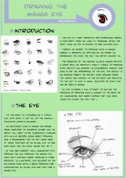 Drawing the Manga Eye-Tutorial by archvermin