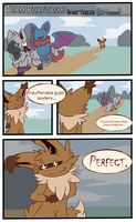 PMD-E: Sweet Dreams - M8 Present - Page 1 by Jackalune