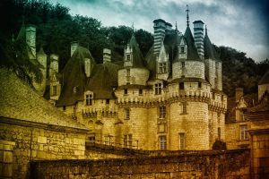 Chateau d'Usse II by rhipster