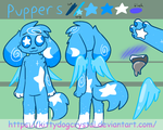 Puppers - Ref by kittydogcrystal