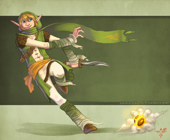 Reimagined: Link by smokewithoutmirrors