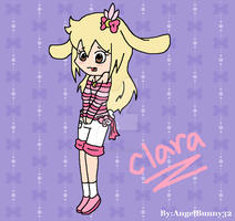 Clara by angelbunny32