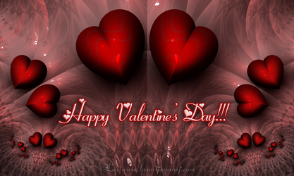 Happy Valentine's Day! by LaxmiJayaraj