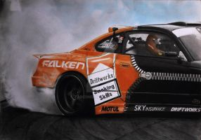 Nissan S15 Driftworks [A3][Pastel] by TarcDnB
