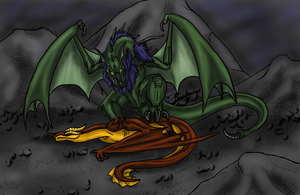 Trade-Wyvern by Scatha-the-Worm