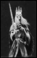 The Witch-king of Angmar by EthalenSkye