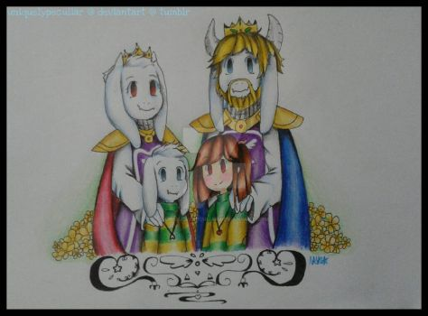 THE DREEMURR FAMILY  by Uniquelypeculiar