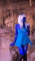 Star Trek Andorian Cos-Play by Heather-Ferris