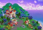 Tiny Castle Environment by zarry