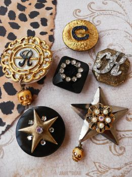 New rock star magnets by janedean