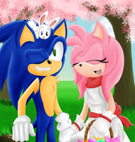 Happy Easter 2012 .: Contest Entry:. by SonicWind-01