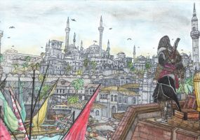Assassin's Creed Revelations Costantinia by Phoenix74n