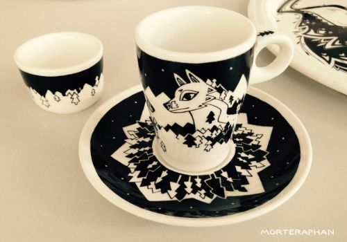Coffee Cup by morteraphan