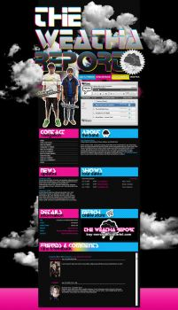 Myspace: The Weatha Report by stuckwithpins
