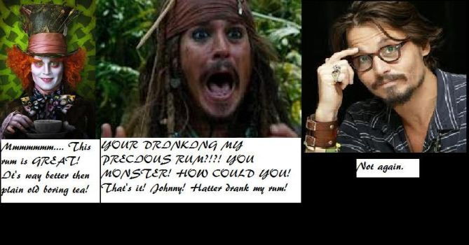 Hatter Stole Jack's Rum 3 by totallyjohnnydepp