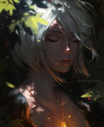 Fairy by GUWEIZ