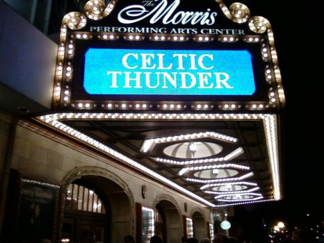 Concert Marquee by grobanfan9109