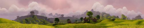 Valley of the Four Winds - Stoneplow by Wishmasterok