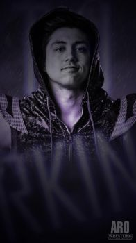 TJP (TJ Perkins) -  Phone Wallpaper by AbouthRandyOrton