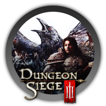 Dungeon Siege III (3) - Icon by Blagoicons