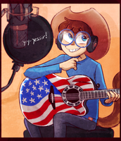 There Isn't Anything Wrong With The Radio by Hazard-Girl