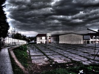 Old School HDR by gocesup