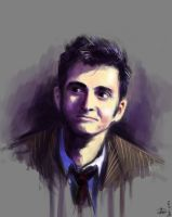The Doctor--Doctor Who by MrBorsch