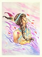 Colors Of The Wind by Lady-Valesya