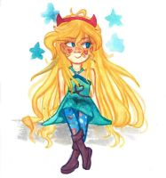 Star by MeadowsweetSun