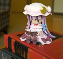 Patchouli vinyl fig by MaullarMaullar