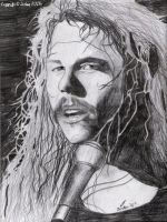 James Hetfield by Shadow-Trooper