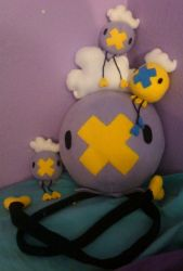 DRIFLOON FAMILY by SmileAndLead