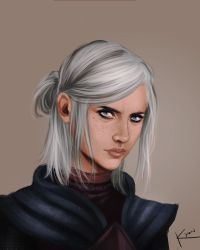 Dungeons and Dragons - Ryven by K-yon