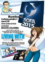 RUMBO A SOFA 2015 by JagoDibuja