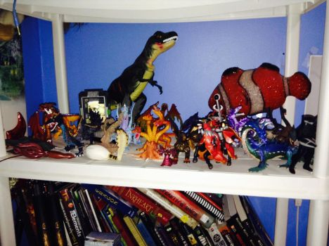 Mythical Creature Collection by SCR3-4-ME
