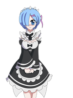 Rem in Color by Escafa