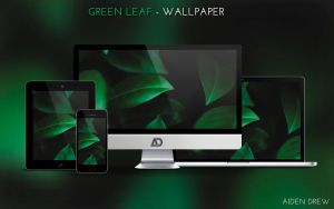 .: Green Leaf :. by AidenDrew