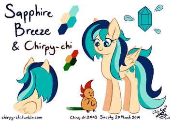 Sapphire Breeze Ref by Chirpy-chi
