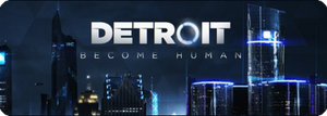 Detroit: Become Human Divider 2 by GravityMess
