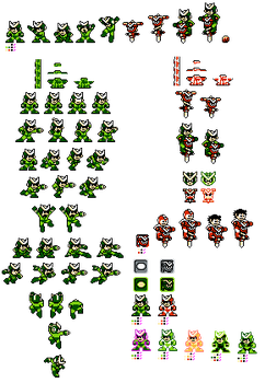 (Improved/Coloured Sprites) Quint. by hansungkee